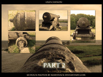Old Cannon Part 2