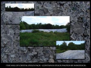 The Hill Of Broken Crystal