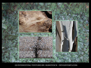 10 textures stock pack