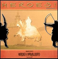 HEROES IMAGE PACK 1