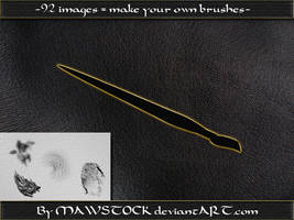 92 Images for brushes by mawstock