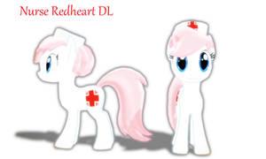 MMDxMLP Nurse Redheart DL
