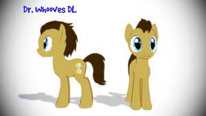 MLP Dr Whooves DL