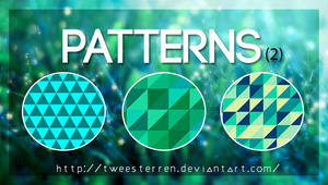Patterns (2). By. TweeSterren