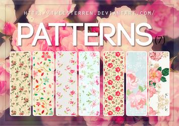 Patterns (7) By. TweeSterren by TweeSterren