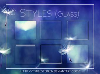 Styles (Glass). By. TweeSterren by TweeSterren