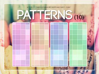 Patterns (10) By: TweeSterren. by TweeSterren