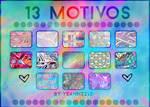 +13 Motivos