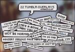 +22 Tumblr Overlays