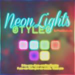 +Neon Lights Styes