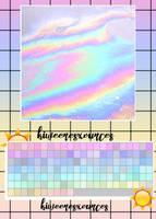 + RAINBOW SWATCHES + by kiweeresxources