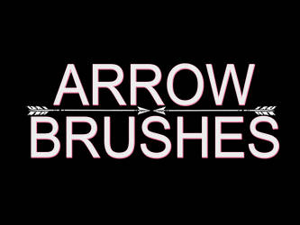 + ARROW BRUSHES + by kiweeresxources
