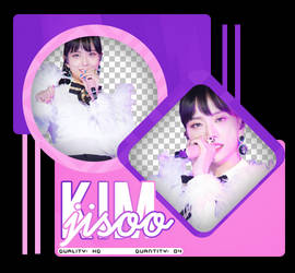 Jisoo PNG Pack OO4 by kiweeresxources