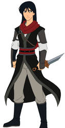 The Realm AU: Mulan by Zero-Kiba