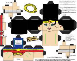 JLA 1: Wonder Woman Cubee