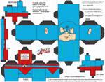JLA 2: The Atom Cubee