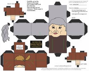 SW 1: Ackmena Cubee by TheFlyingDachshund