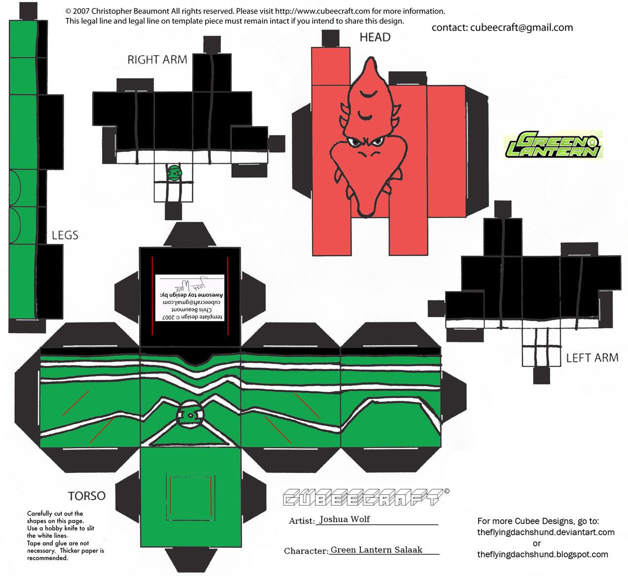 GL 3: Salaak Cubee by TheFlyingDachshund