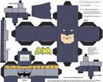 DC SH 1: Batman Cubee