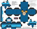 DC SH 1: Blue Beetle Cubee
