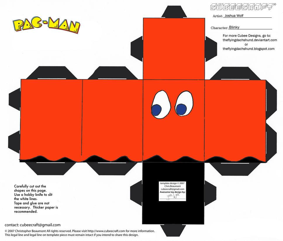 VG 2: Blinky Cubee by TheFlyingDachshund