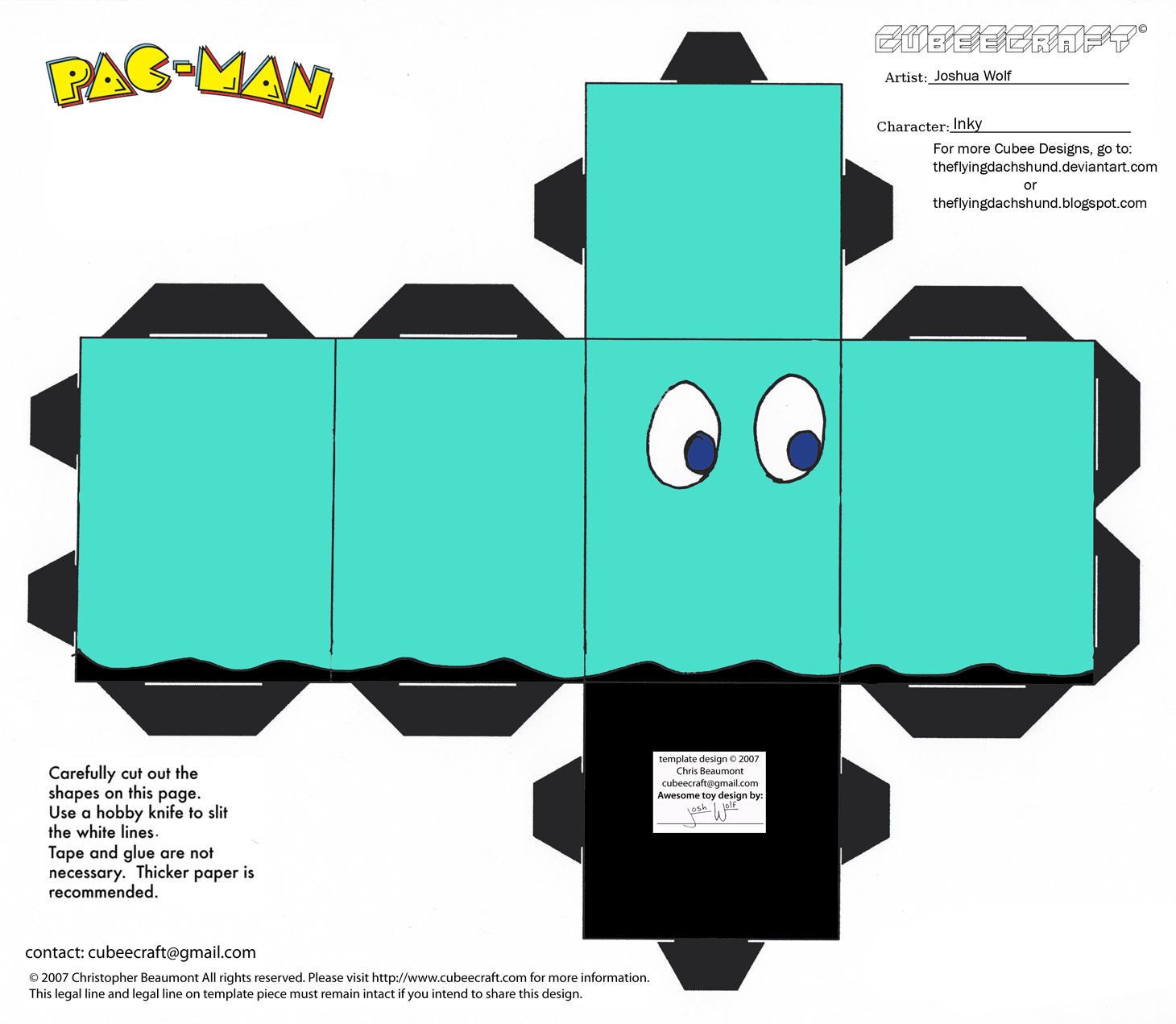 VG 2: Inky Cubee by TheFlyingDachshund