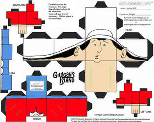 GI: Gilligan Cubee by TheFlyingDachshund
