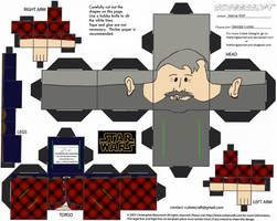 VIS1: George Lucas Cubee