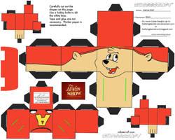 Alvin Show: Alvin Cubee