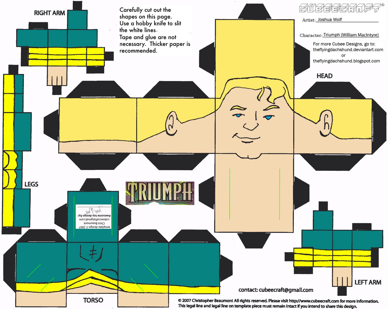 DCSH 3: Triumph Cubee