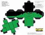 Marvel 1: Hulk Cubee