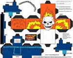 Marvel 1: Ghost Rider Cubee