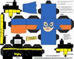 DC SH 4: Batgirl Cubee