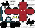DC SH 6: The Red Hood II Cubee