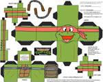 TMNT3: Michelangelo Cubee