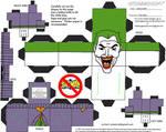 Villains 1: The Joker Cubee
