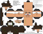 Muppets 3: Waldorf Cubee