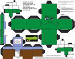 VG 5: Frogger Cubee