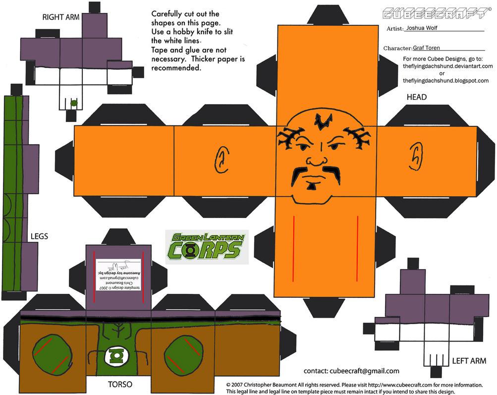 GL 14: Graf Toren Cubee by TheFlyingDachshund