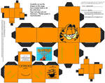 Xmas3: Garfield Cubee