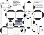 Xmas4: Snoopy Cubee