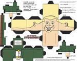 DC SH13: Johnny Thunder Cubee