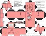 DC SH13: Thunderbolt Cubee