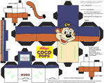 ADV CH10: Coco Monkey Cubee