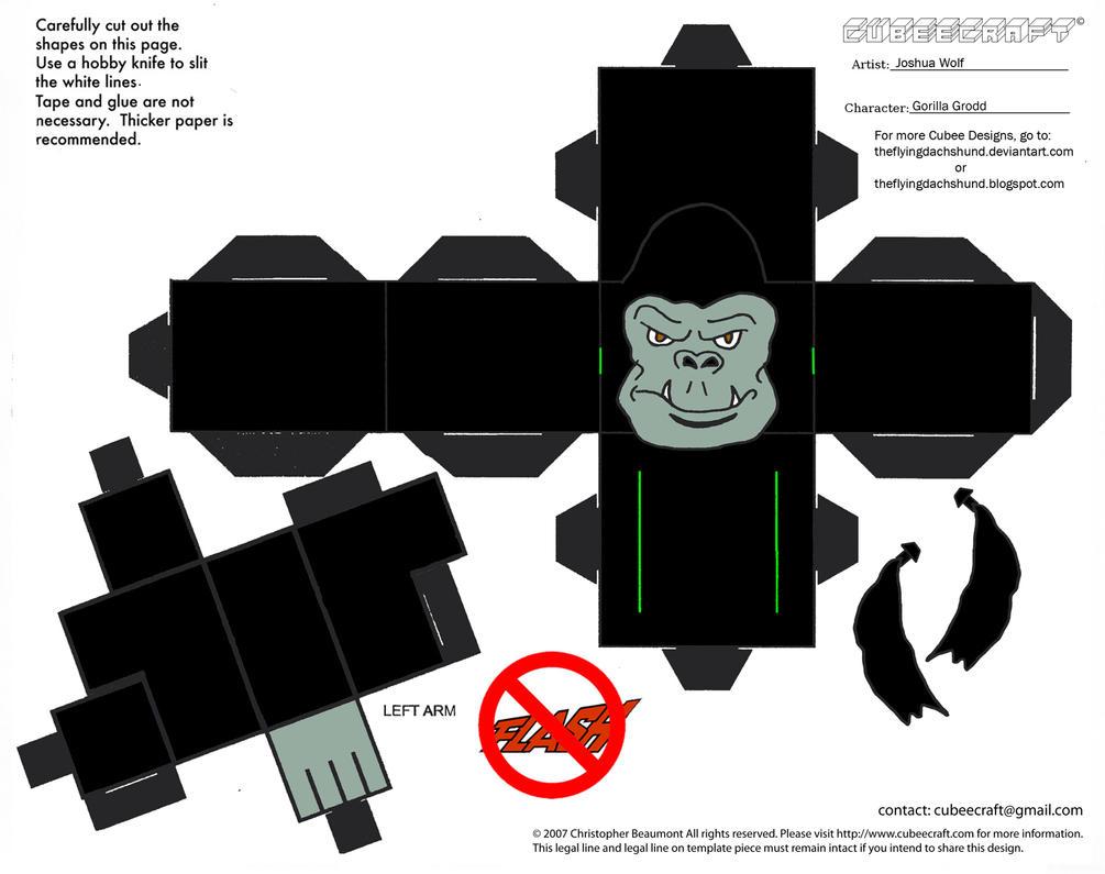 vil7 gorilla grodd cubee by theflyingdachshund on deviantart