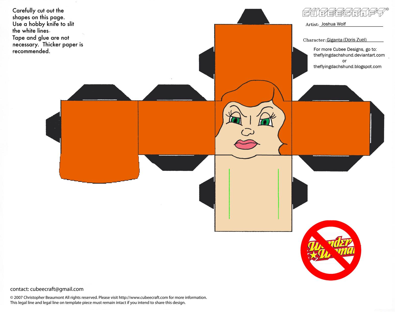 Vil7: Giganta Cubee