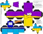 LCBH7: Bartman Cubee