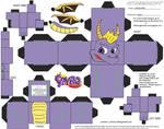 VG9: Spyro Cubee