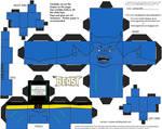 Marvel3: Beast Cubee