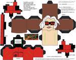 Marvel3: Rogue Cubee